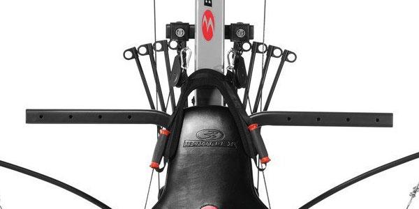 xtreme 2se bowflex - mid pulley bars