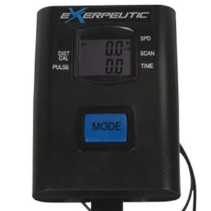 fitness meter - exerpeutic lx7