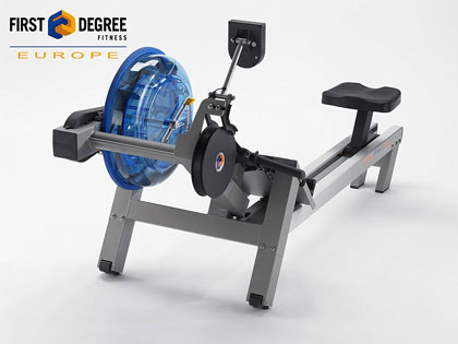 first degree fitness e520 - evolution series - commercial fluid rower