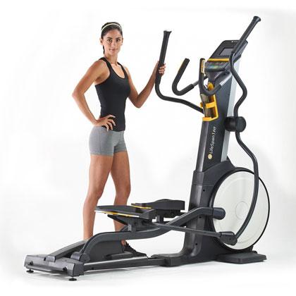 lifespan e2i - elliptical trainer