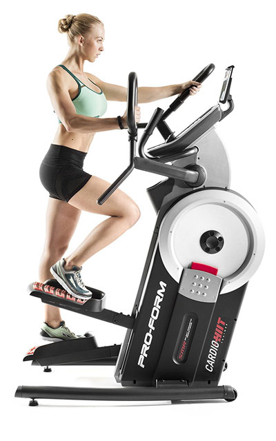 proform hiit cardio stepper-elliptical trainer