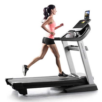 proform pro 5000 running machine