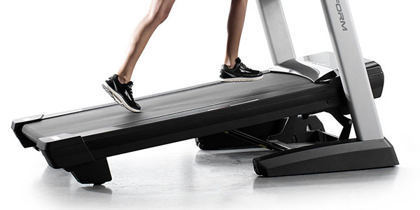 proform treadmill PFTL15116 - incline