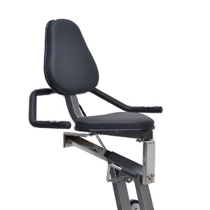 sunny sf-rb4602 - adjustable, padded seat