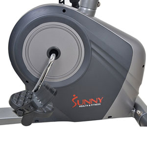 sunny health and fitness sf-rb4602 - drive system