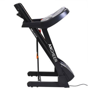 ancheer electric folding treadmill