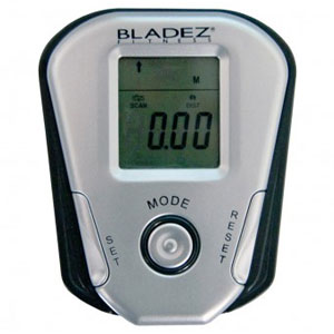 bladez fitness echelon gs - basic fitness meter