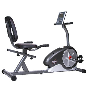 Body Champ Magnetic Recumbent Bike BRB5872