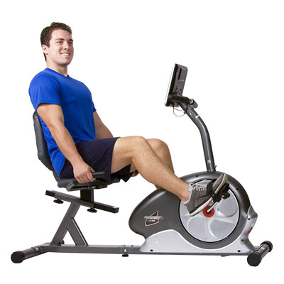 body champ recumbent bike - model 5872