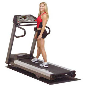 endurance t10hrc - commercial treadmill