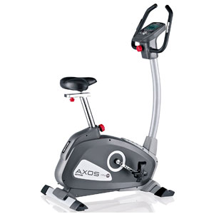 KETTLER AXOS Cycle P Upright Exercise Bike