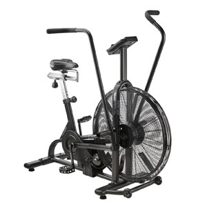lifecore assault air bike frame - front view