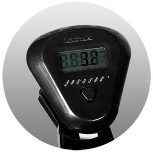 loctek desk bike uf6m - console