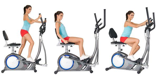 body flex sports - body power 3 in 1 fitness machine