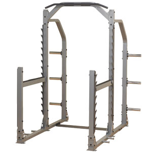 Body Solid Pro ClubLine Commercial Rack SMR1000