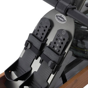fdf apollo pro 2 - adjustable footrests