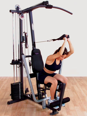 body-solid home gym g1s model