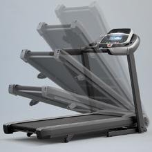 horizon fitness t101-04 - folding frame