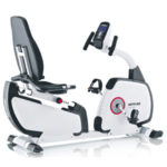 kettler recumbent bike - giro r model