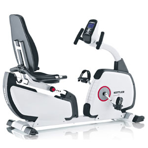 Kettler GIRO R Indoor Recumbent Cycling Trainer