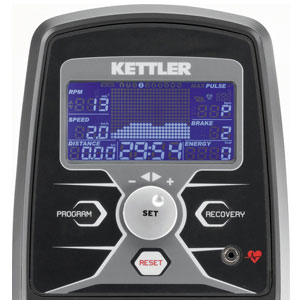 kettler giro r advantage - console