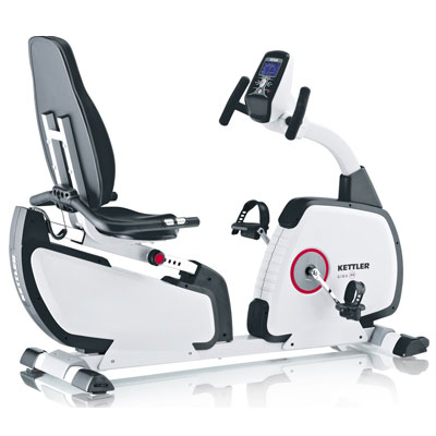kettler giro r - recumbent exercise bike