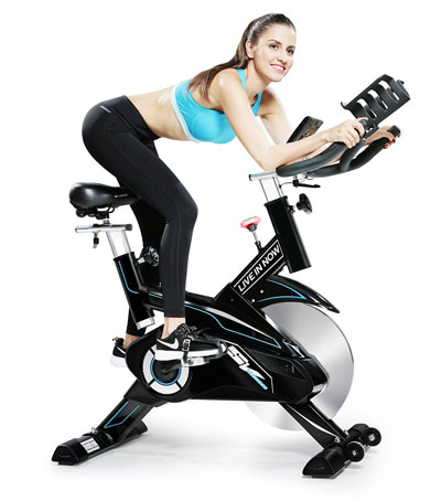 l-now ld-582 - indoor cycle trainer