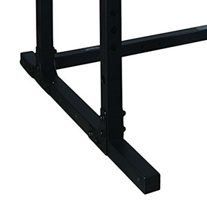 powertec fitness - wb-pr16 - power rack - base tubes