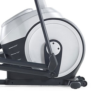 proform elliptical trainer - model 1110 e - front drive