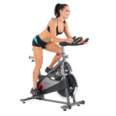 sunny health & fitness exercise bike - model sf-b1509c
