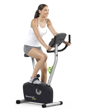 universal upright exercise bike - model u10