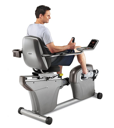 afg recumbent bike - model 4.0 ar