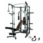 Marcy SM-4008 Smith Machine With Bench