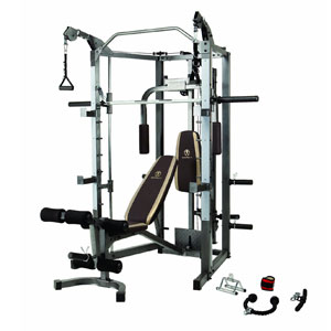 Marcy SM-4008 Combo Smith Machine