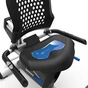 nautilus r618 - gel cushioned seat