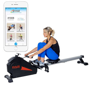 fitbill FB607 Smart Rowing Machine