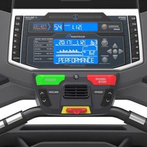 nautilus t618 - console