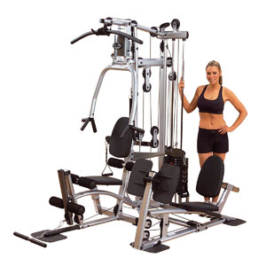 Powerline Home Gym with Leg Press