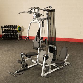 Powerline home gym with leg press review