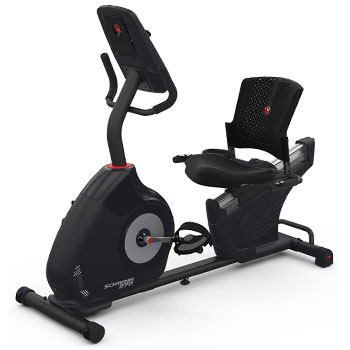schwinn m17 270 - magnetic recumbent bike