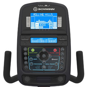 schwinn 270 my17 - Bluetooth console, 29 programs
