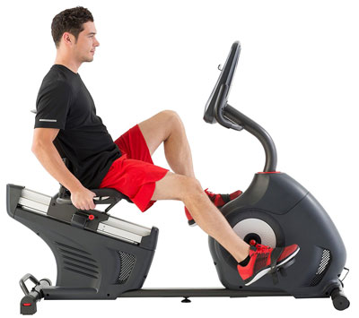 schwinn m17 270 recumbent bike - 2017 model