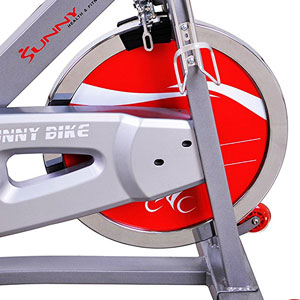 sunny sf-b901b - belt drive, 40 lbs flywheel