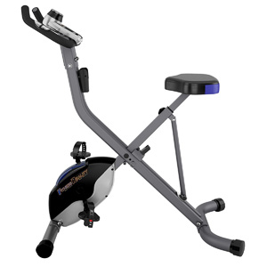 Fitness Reality U2500 Super Max Foldable Magnetic Upright Bike