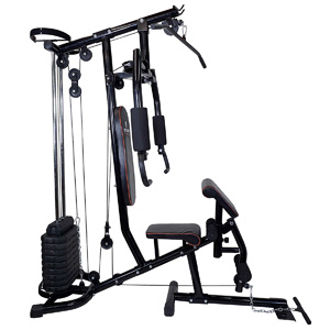 Titan 150 lb Stack Home Gym Total Fitness