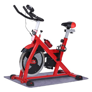 URSTAR Indoor Fitness Cycle Bike Red