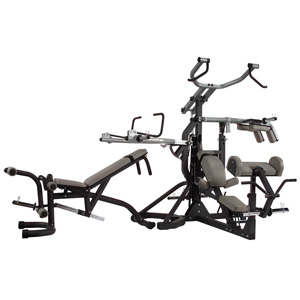 Body-Solid Leverage Commercial Gym SBL460P4