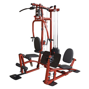 EXM1 Home Gym with Leg Press