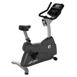 Life Fitness C1 Life Cycle Upright Bike