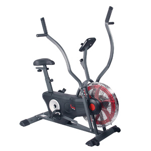 Sunny Health & Fitness Air Bike Trainer SF-B2640